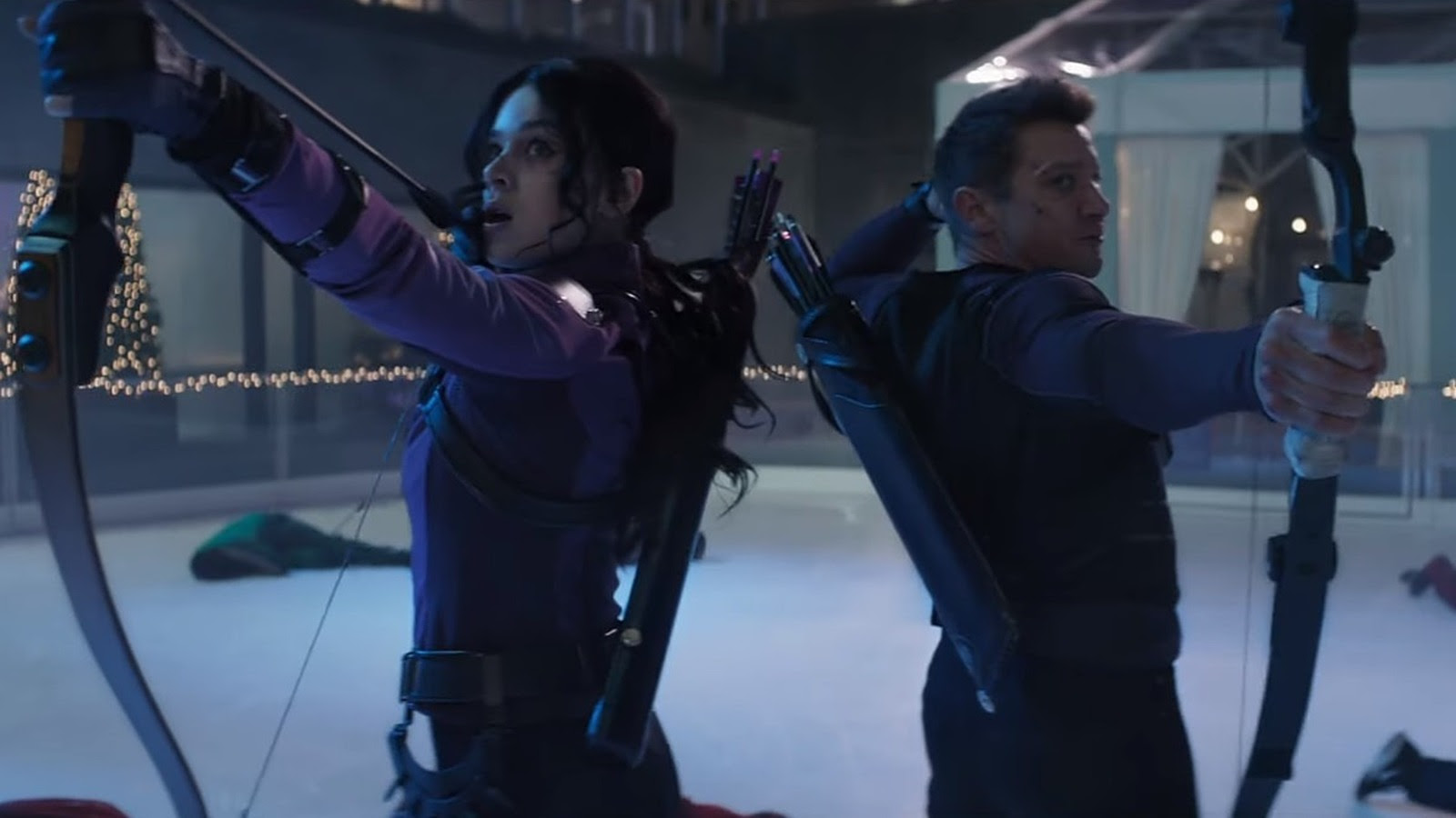 Hawkeye Will Premiere With Two Episodes, Watch A Teaser With New Footage