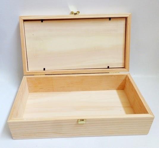 Decorar cuartos con manualidades cortinas con tapa cajas de madera - Manualidades con cajas de madera ...