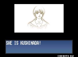 KOF '97 Kushinada