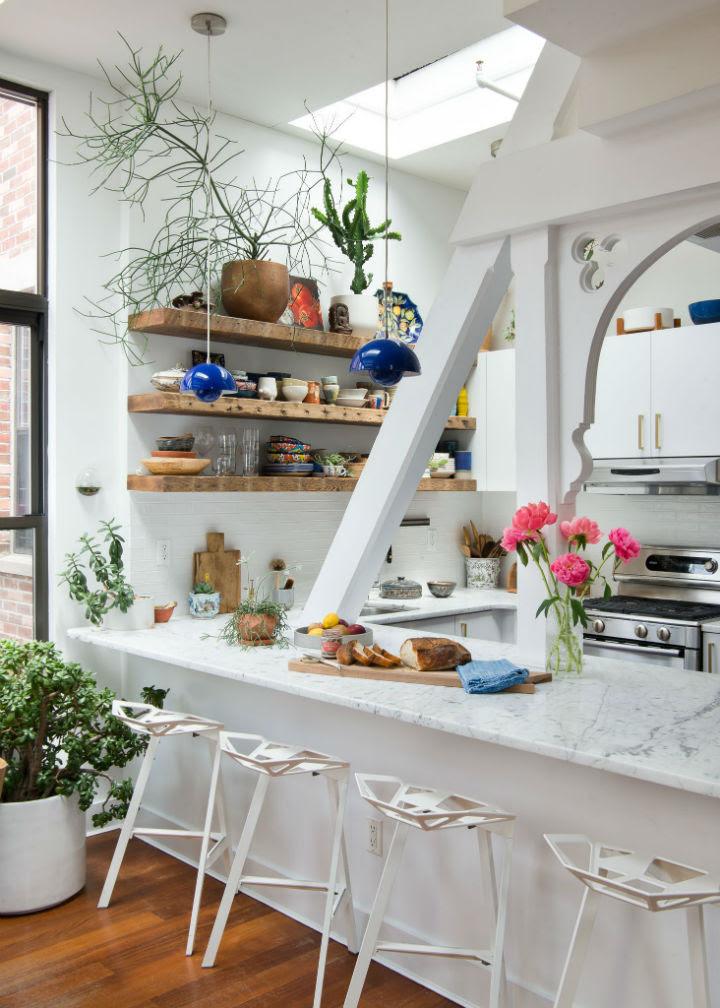 Căn bếp xinh đẹp