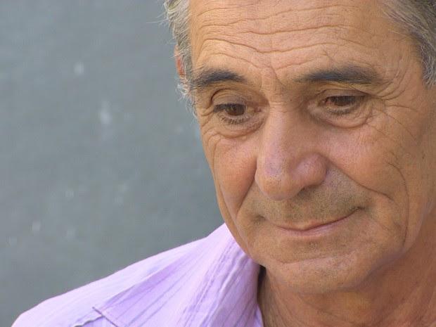 João Casiano preso por engano em Lorena (Foto: Reprodução/TV Vanguarda)
