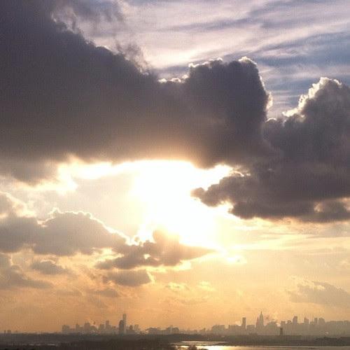 Goodbye NYC. #nyc #nofilter