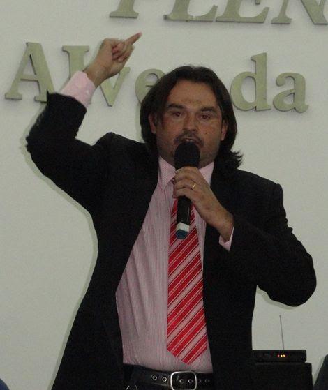 Vereador Nen Cabeludo