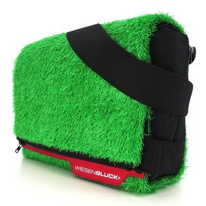 Sam Green Grass Bag Blk, 124€, now featured on Fab.