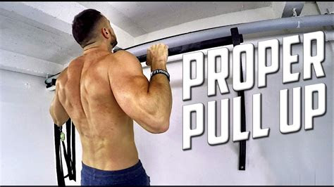 proper pull  form     reps youtube