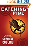 Catching Fire by Suzanne Collins book cover image