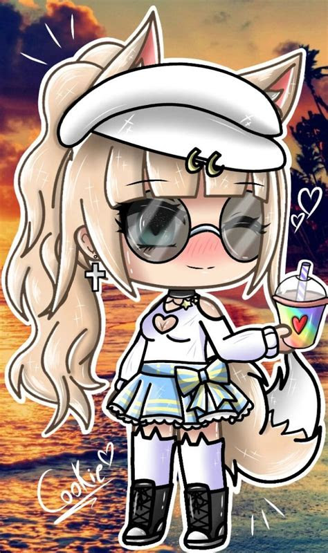 pin  animenurd  gacha edits   kawaii