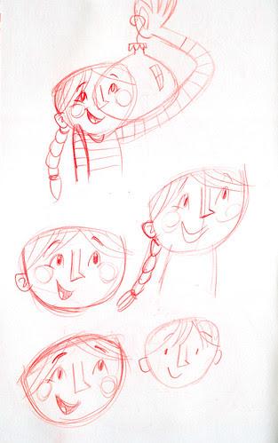 Sketches: Adventure in Carols 4