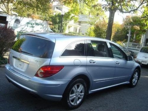 Sell used Rare Mercedes Benz R320 CDI AWD Diesel Crossover ...