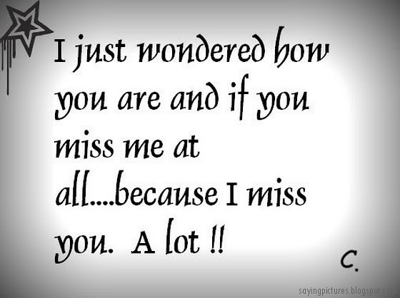 50 Cute I Miss You Quotes That Express Your Feelings