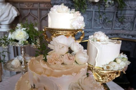 Princess Eugenie and Jack Brooksbank's Wedding Cake Will