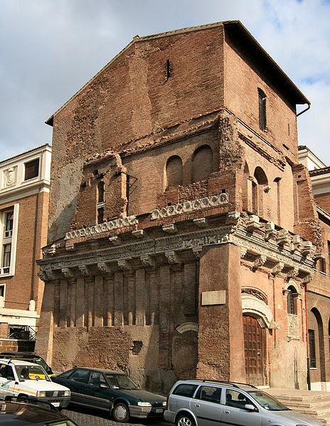 File:Casa dei Crescenzia Rome.jpg