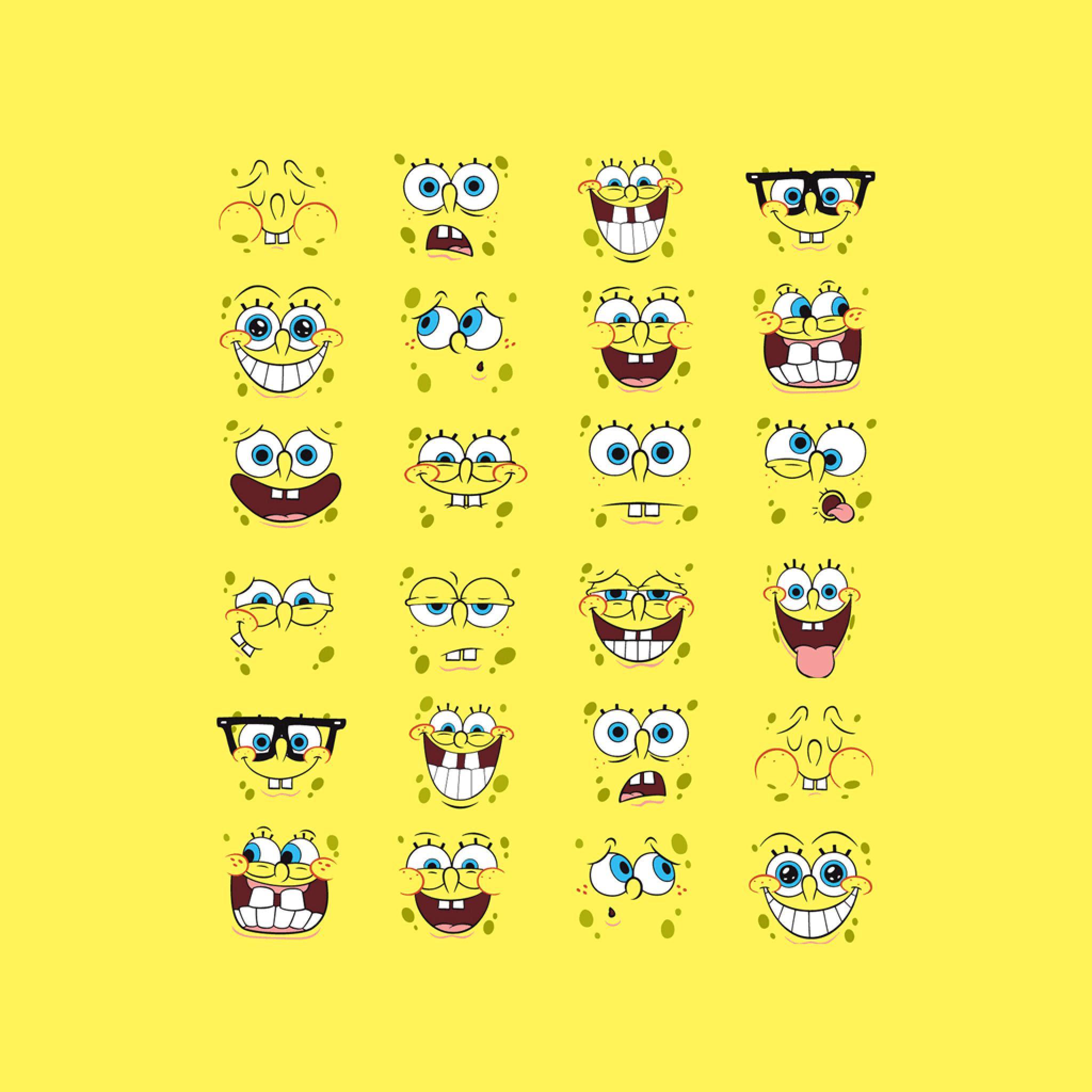 Spongebob Lockscreen Wallpaper