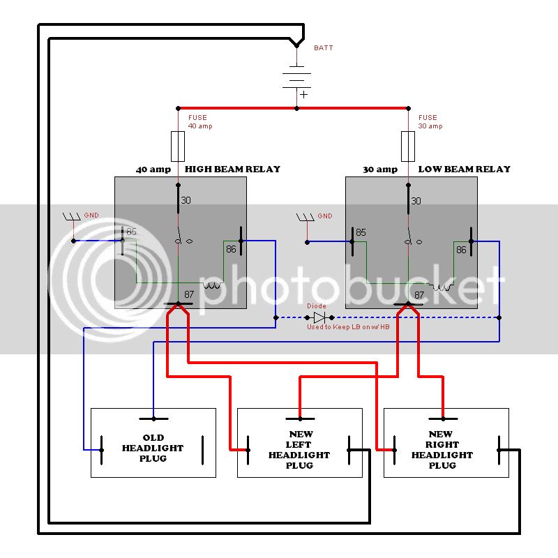 21 Fresh Hella Driving Lights Wiring Diagram
