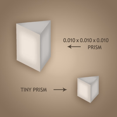 33 Tiny prism