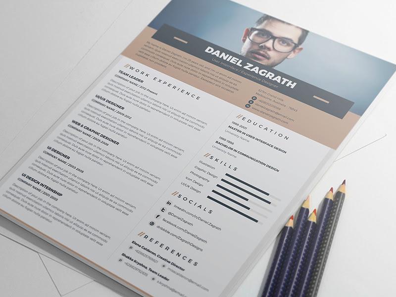 Graphic Design Resume Format Download Best Resume Examples