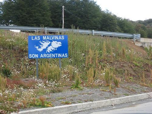 Le Falkland sono dell'Argentina