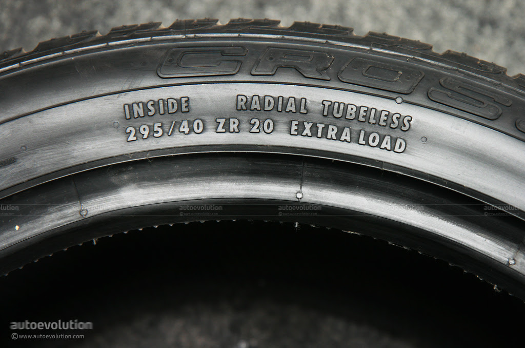 How To Read Tire Markings Autoevolution