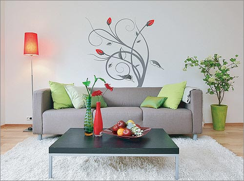 Living Room Ideas With Wall Decorations | Home Design Tips and Guides