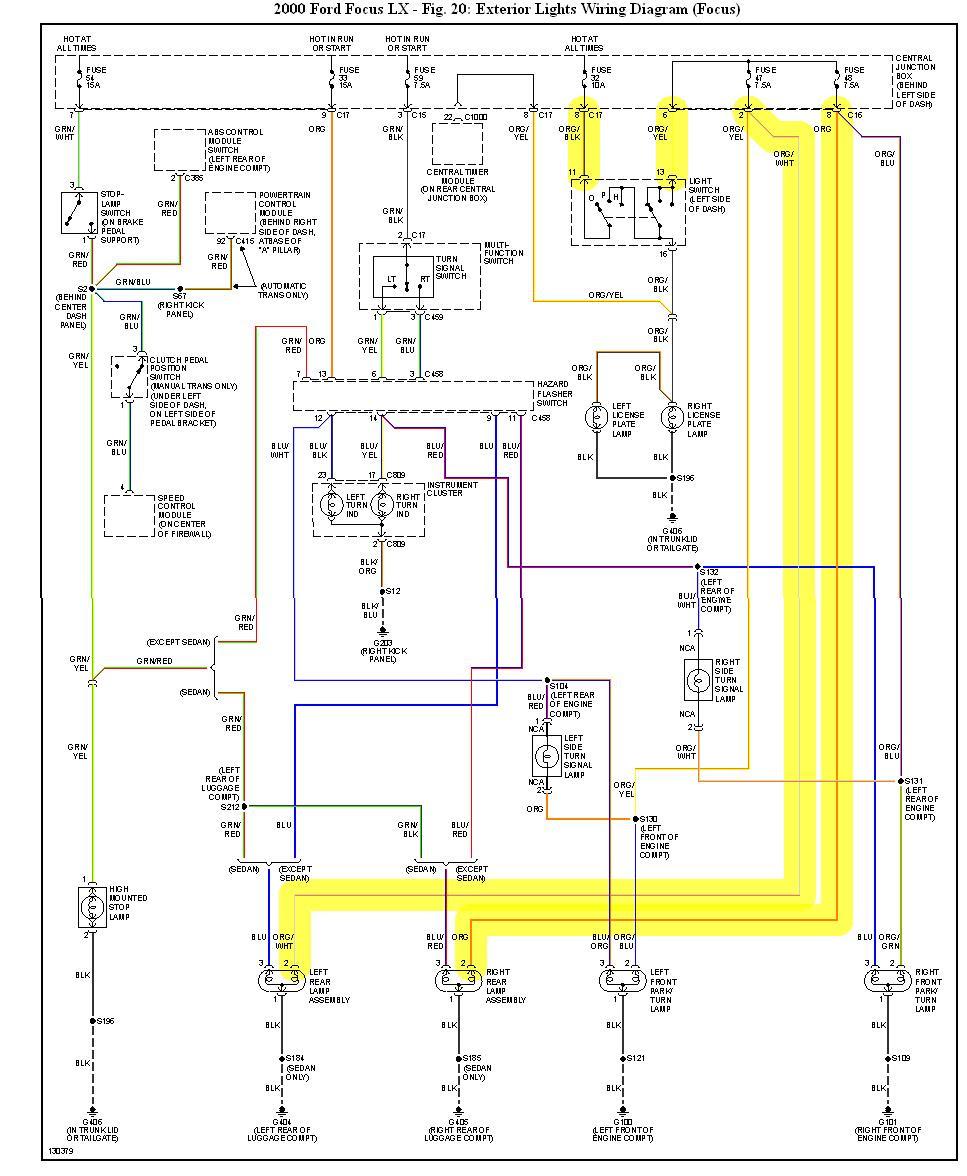 04 Focus Tach Wiring Diagram Wiring Diagrams Img Spare Spare Farmaciastorelli It