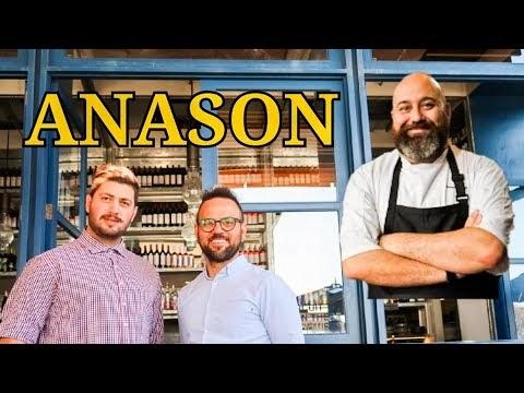 Masterchef Türkiye - Somer Şefin Restoranı Anason