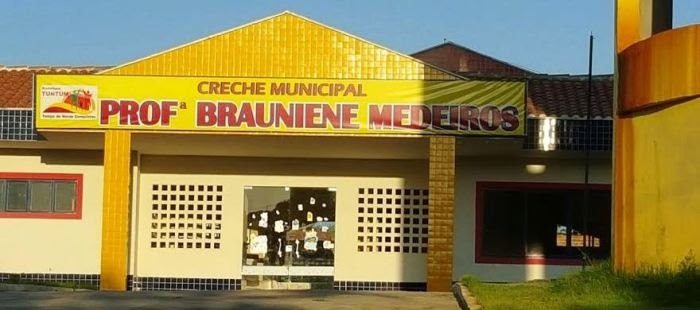 A escola que leva o nome de um parente de Tema Cunha