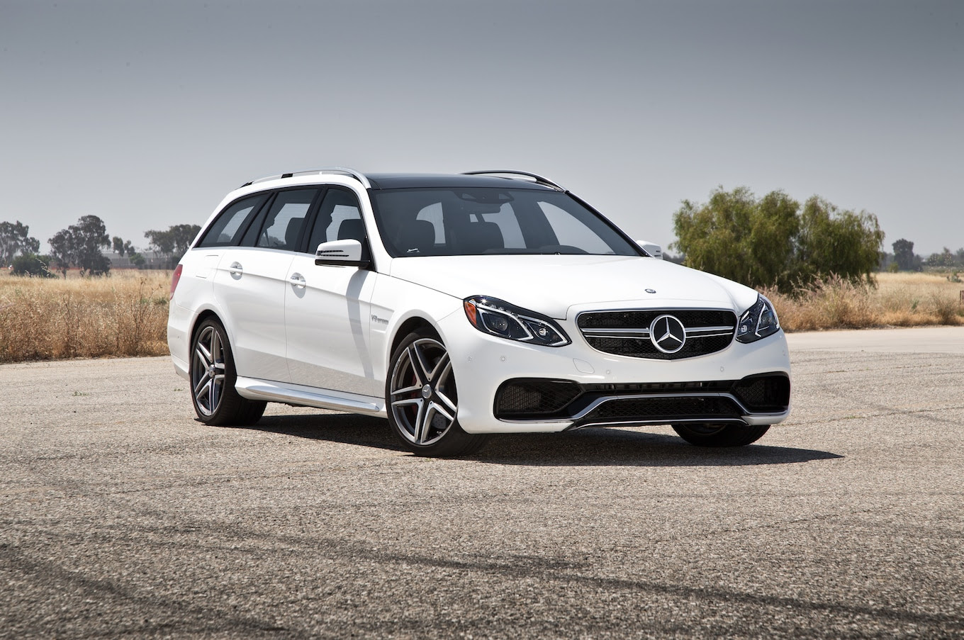 2014 Mercedes-Benz E63 AMG S-Model 4Matic Wagon First Test ...
