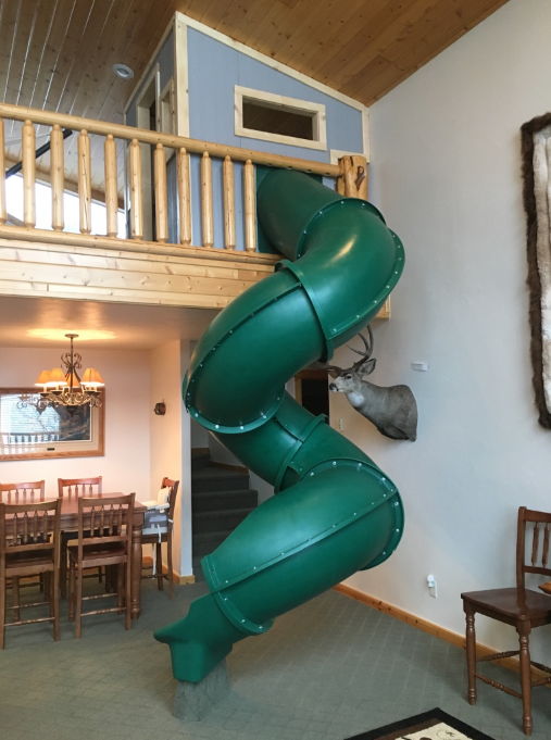 How To Install Tube Slide In Home Where To Buy