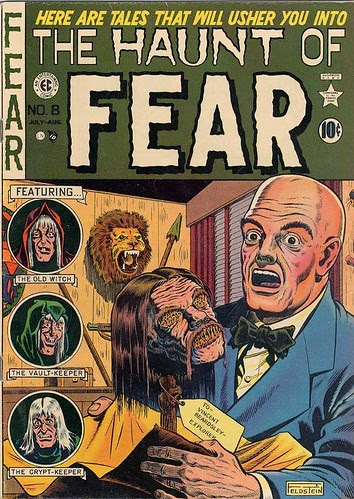 The Haunt Of Fear 8