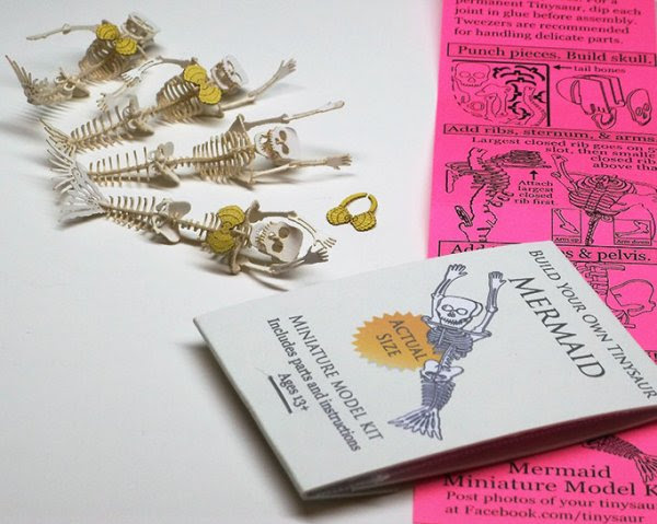 http://creepbay.com/tiny-mermaid-skeleton-model-kit/