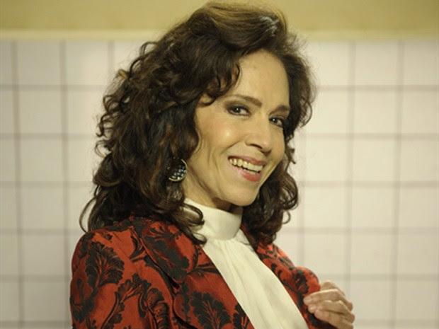 Yoná Magalhães na primeira temporada de Tapas e Beijos (Foto: Renato Rocha Miranda / TV GLOBO)