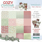 YCPP10006 Paperpack Yvonne Creations Cozy Christmas
