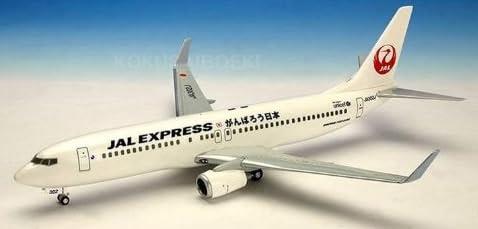 hogan 1/200 BOEING 737-800 JAL EXPRESS がんばろう日本