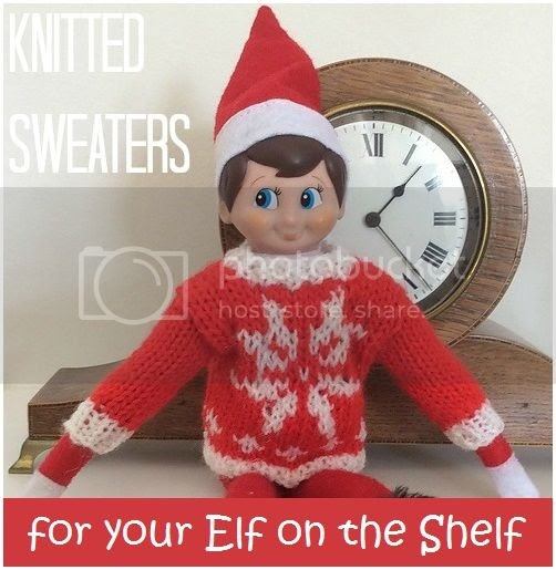 Knitting Pattern For Elf On The Shelf : Jennifers Little World blog - Parenting, craft and travel: Knit some swe...