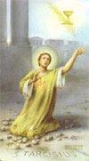Tarsicio, Mártir