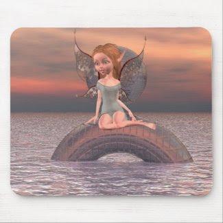 Fairy Calm mousepad