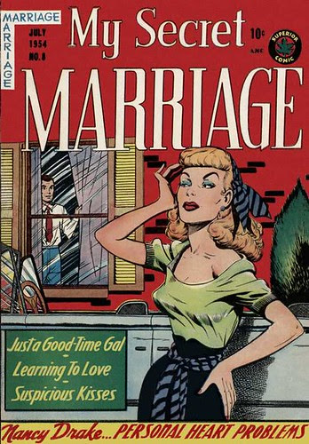 My secret marriage 8 (Superior, 1954)