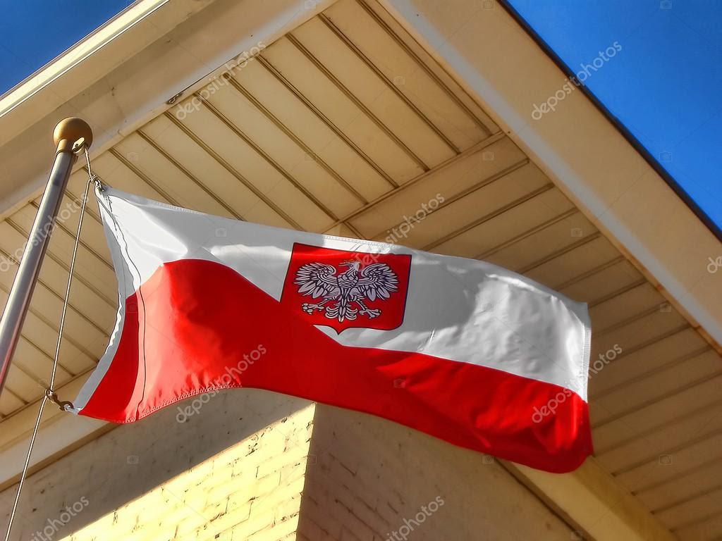 Αποτέλεσμα εικόνας για ΠΟΛΩνική σημαία