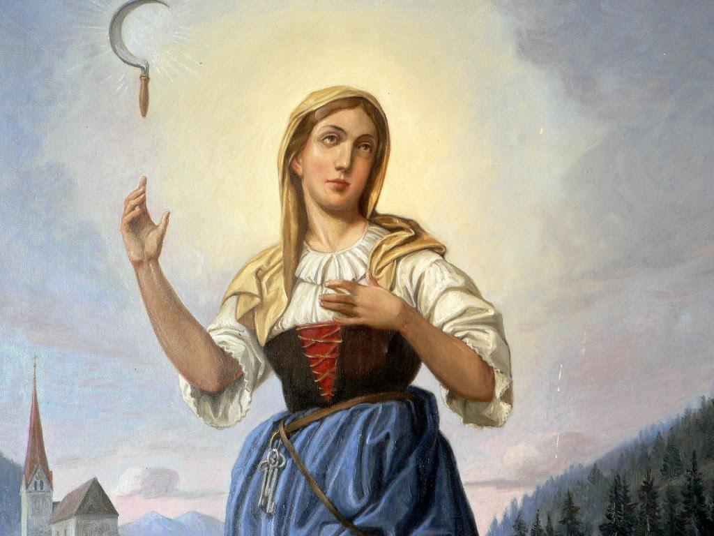 Image result for heilige notburga