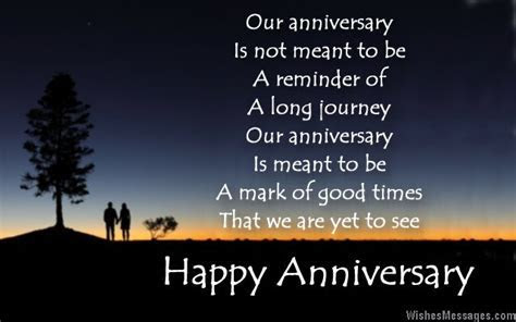 Anniversary Poems for Wife: Happy Anniversary Poems for