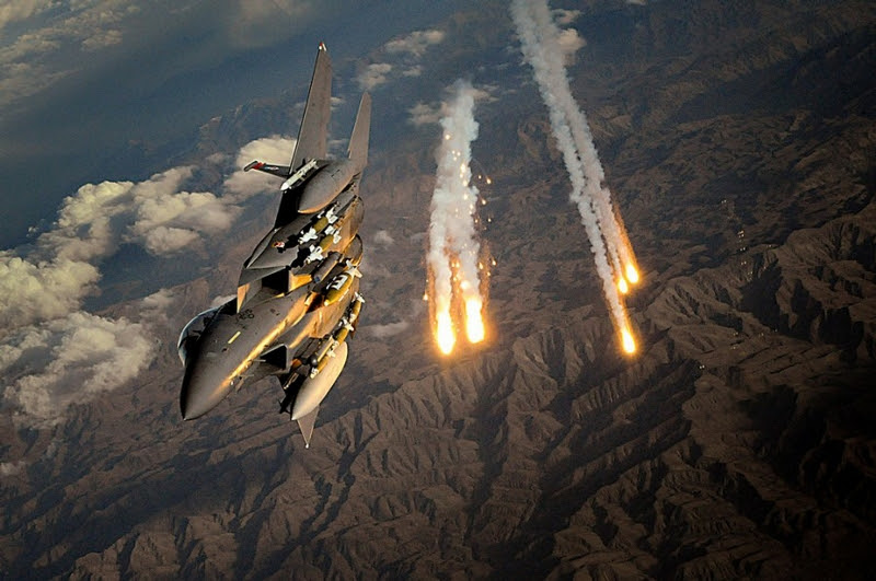 Incrеdiblе Phоtоgrарhs bу thе U.S. Air Force