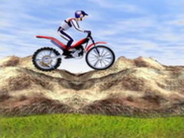 Motorrad Spielen