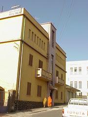 Bristol Pension, Asmara