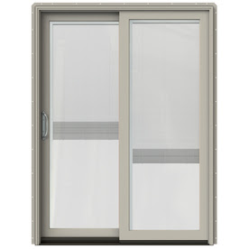 Patio Doors Jeld Wen Patio Doors With Blinds