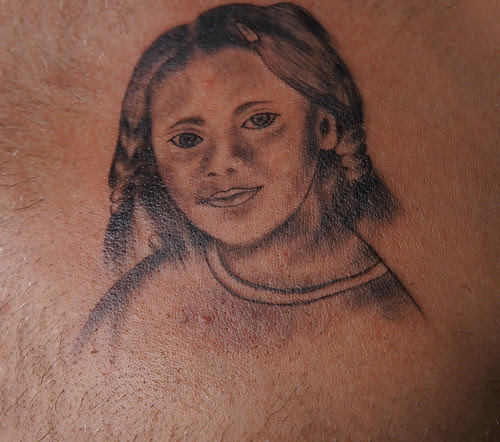 Tattoo off my dotter by Rune Mo