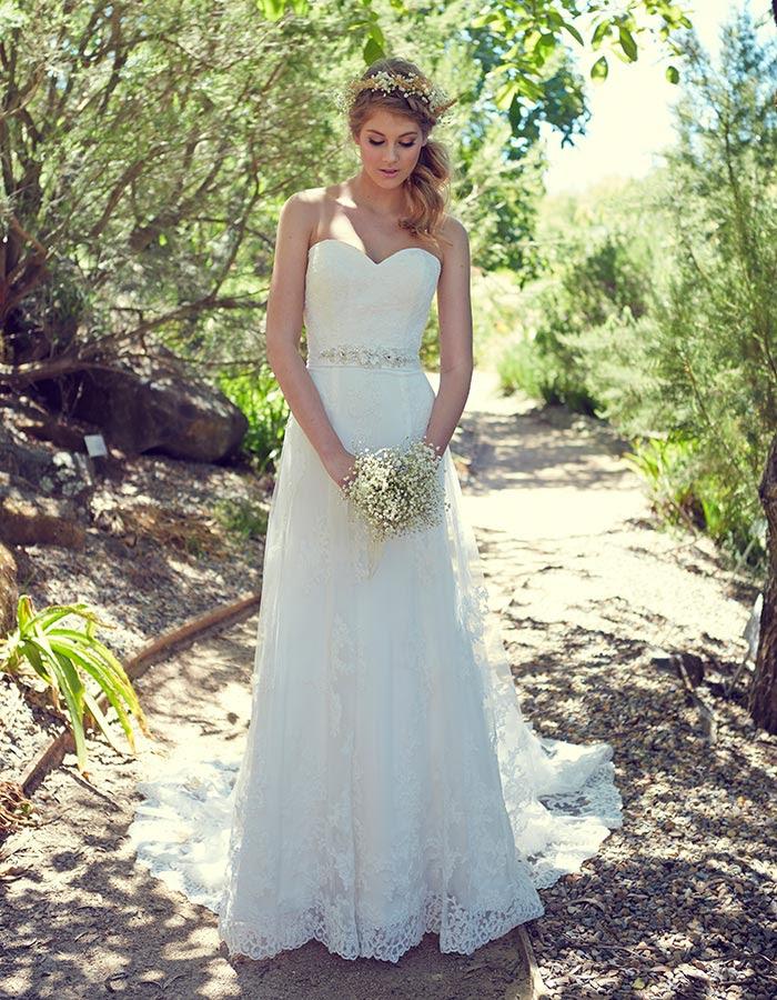 The Perfect Wedding: dresses for garden wedding