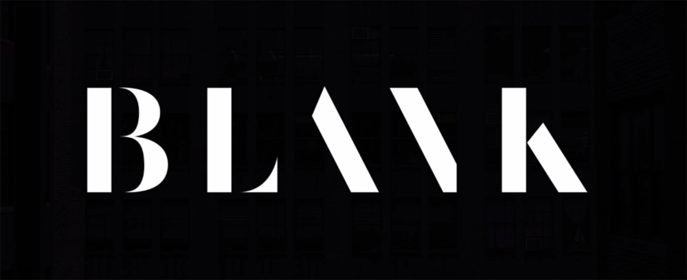 Brand New: New Logo and Identity for Blank by Moving Brands