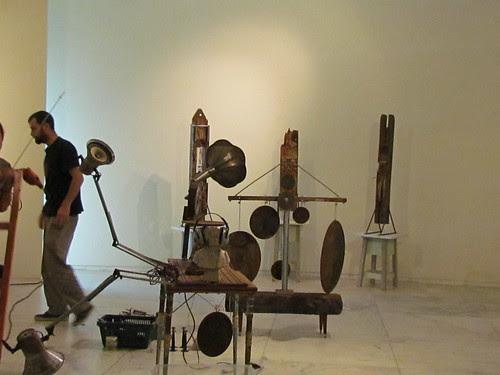 ocupação galeria Martha Traba by julio dojcsar