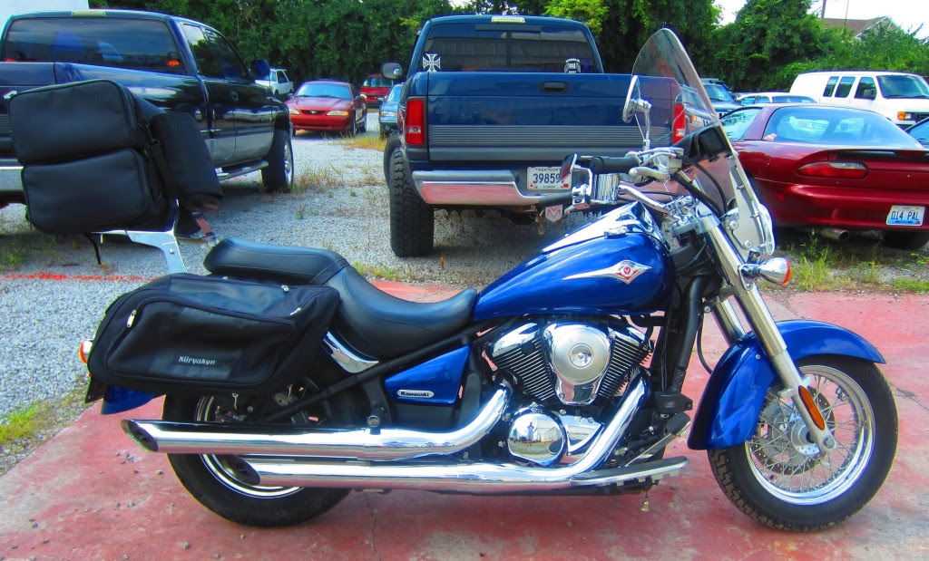 Blue Kawasaki Vulcan For Sale Find Or Sell Motorcycles