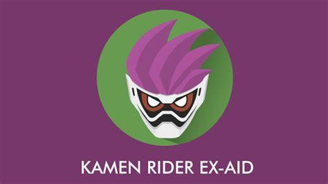 kamen rider  aid wallpaper  bahari san  deviantart
